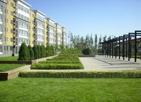 绿化建筑设计施工